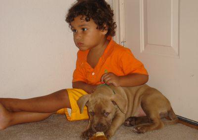 Dewayne Jr. & bane